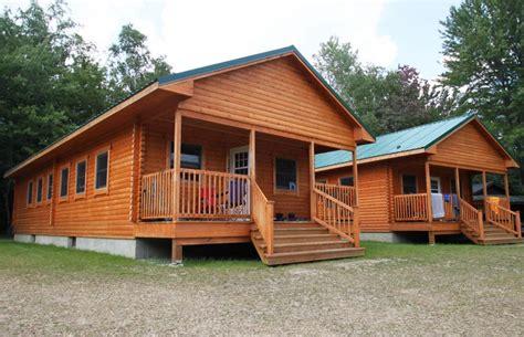 bunkhouse designs explorer bunkhouse camping log cabin