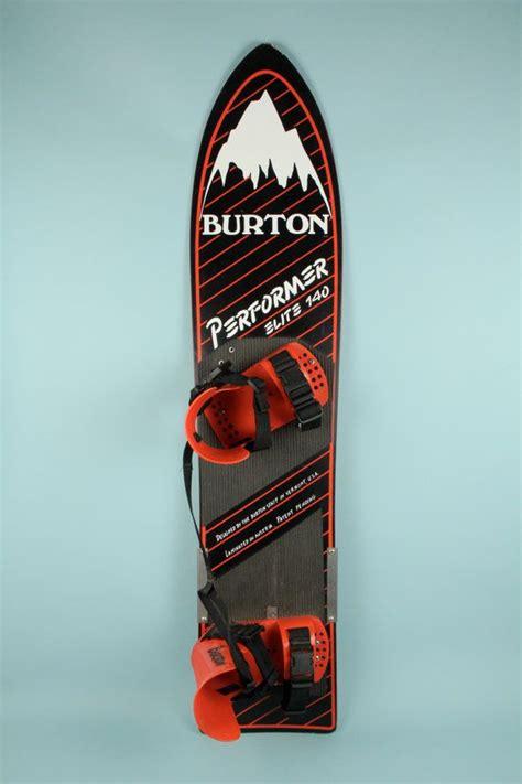Vintage Retro Burton Snowboard 1980s 1985 Collector   ️ ...