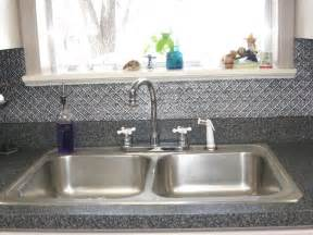 kitchen backsplash panel minimalist kitchen ideas with silver tin tile backsplash panel stainless steel bowls
