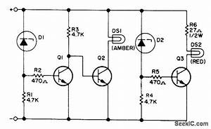 12 V Monitor - Measuring And Test Circuit