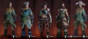 Frozen Wilds Outfits - Best Armor in Horizon Zero Dawn