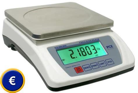 prix balance de cuisine balance de cuisine électronique pce bsh 6000