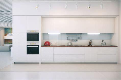 modèle cuisine blanche en 50 idées inspirantes à vous