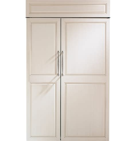 zisnk monogram  built  side  side refrigerator  monogram collection