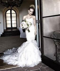look toni gonzaga wears vera wang gemma aka hilary With hilary duff wedding dress