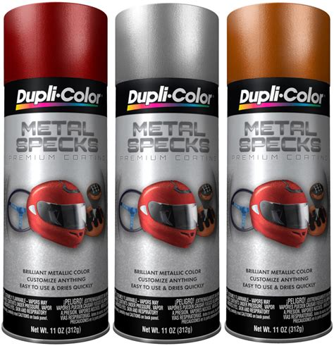 dupli color auto spray paint dupli color metal specks spray paint 11 oz dupmsseries