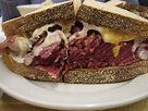 Reuben sandwich - Wikipedia