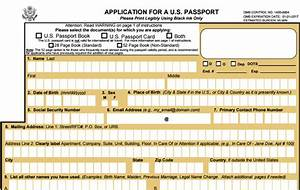 the definitive us passport application guide for first With documents to apply for us passport