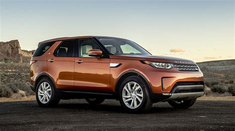 Rover Discovery Hd Picture by 2017 Land Rover Discovery Drive Rounded But Still