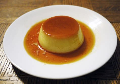 caramel flan flan creme caramel caramel custard recipe dishmaps