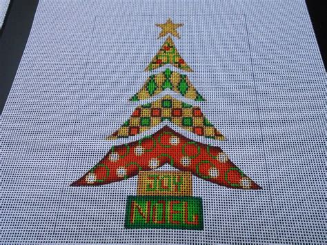 161 Best Images About Needlepoint Christmas Trees On