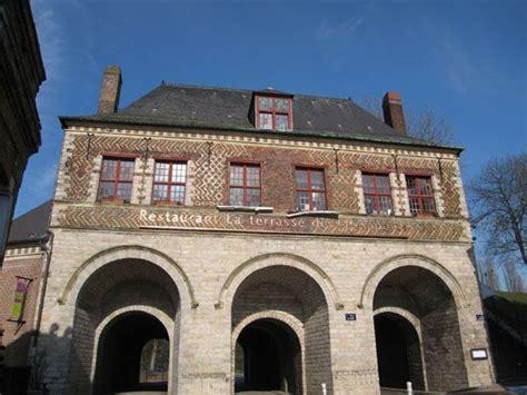site et monument historiques fortification lille porte