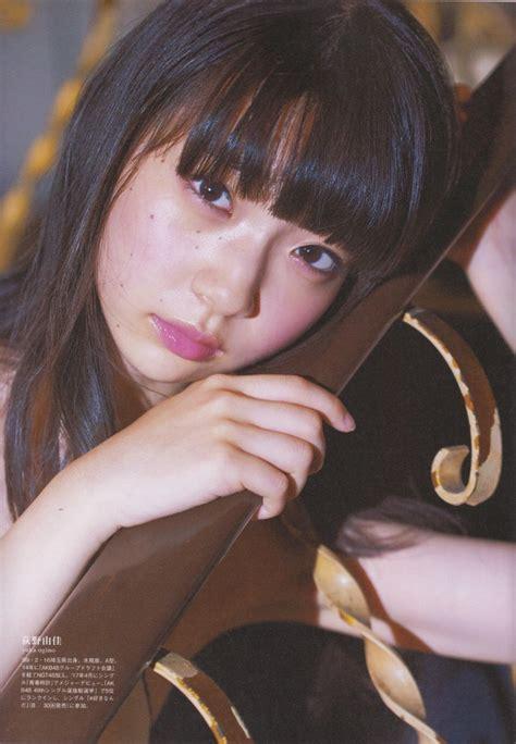ngt yuka ogino  born  blt graph magazine
