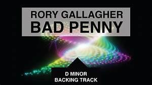 Rory Gallagher Bad Penny : rory gallagher bad penny guitar backing track in d minor youtube ~ Orissabook.com Haus und Dekorationen