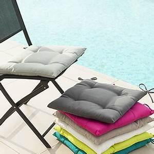 Coussins Chaises De Jardin : coussin chaise de jardin et fauteuil petit prix ~ Dode.kayakingforconservation.com Idées de Décoration