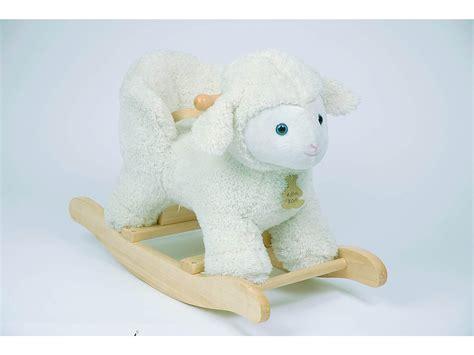 siege bascule histoire d 39 ours bascule bébé siège mouton avec