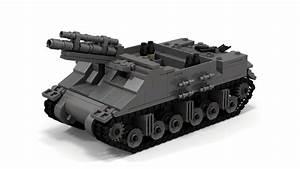 Lego Wwii M7 Priest Spa Instructions
