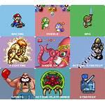 Custom Genre Folder Icons Template Redd Included