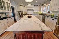 granite kitchen countertops Quartz vs. Granite Countertops: Pros and Cons