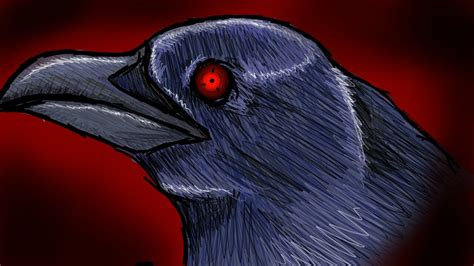 Itachi's Raven By Aozora-00 On Deviantart