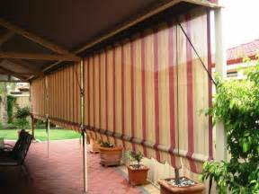 great outdoor roll up blinds bamboo improvement http