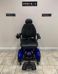 Jazzy Elite Hd Heavy Duty Power Wheelchair