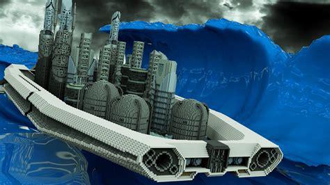 Minecraft U Boat Mod by Minecraft Create Your Own Boat Ship Mod Showcase