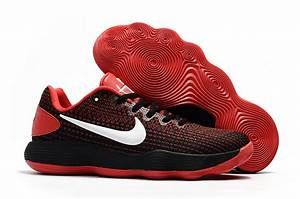 Nike Hyperdunk 2017 Low Black White Red For Sale – Hoop Jordan