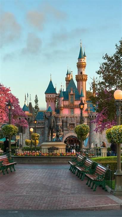 Disneyland Castle Wallpapers Disney Backgrounds Sleeping Beauty