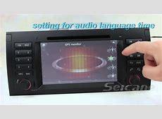 Best specialized car radio for BMW E39 530i 530d 535i 540i