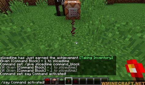 craftqr command block  put qr code minecraft wminecraftnet