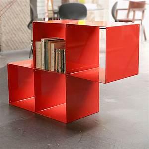 Cube De Rangement Mural : biblioth ques design tag res modulables cubes de ~ Dailycaller-alerts.com Idées de Décoration