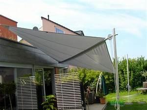 sonnensegel 4x4 great ingenua sonnensegel rechteck x m With französischer balkon mit sonnenschirm quadratisch 4x4