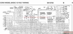 Peterbilt - Conv Model Basic 12 Volt Wiring - Sk10700