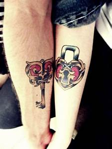 12 Stylish Couple Arm Tattoo Designs - Pretty Designs
