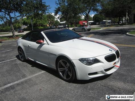 2008 Bmw M6 For Sale by 2008 Bmw M6 M6 For Sale In United States