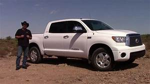 Test Drive  2013 Toyota Tundra Limited Crewmax 4x4