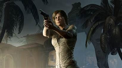 Tomb Raider Shadow 4k Wallpapers Lara Games