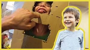 Box Robot Helps Axel U0026 39 S Daddy