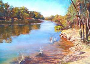 the shallows painting by lynda robinson