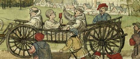 pin  ginger bats  medieval carts wagons painting