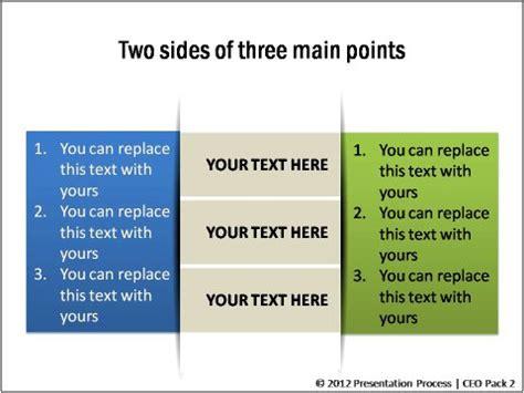 comparison table template html powerpoint comparison template