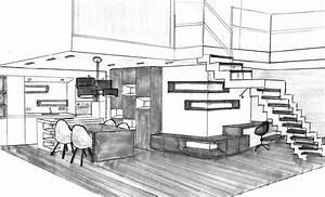 dessin d interieur de maison newsindoco With dessin d interieur de maison