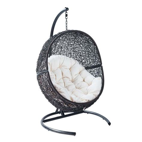 siege suspendu jardin fauteuil suspendu de jardin cocoon for the home