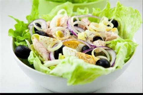 cours de cuisine aix en provence recette de salade niçoise traditionnelle facile et rapide