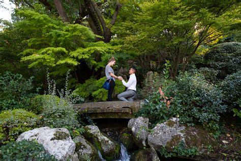 rome botanical garden wedding and engagement
