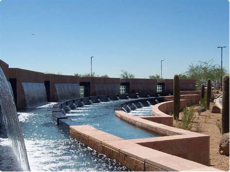 entry water feature casino arizona entry feature pace