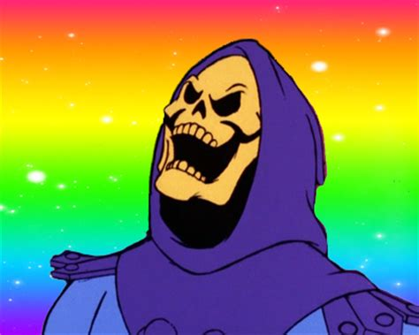 He Man Meme - skeletor sings