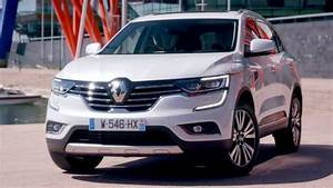 Renault Koléos Initiale Paris : 2017 renault koleos initiale paris driving interior exterior youtube ~ Gottalentnigeria.com Avis de Voitures