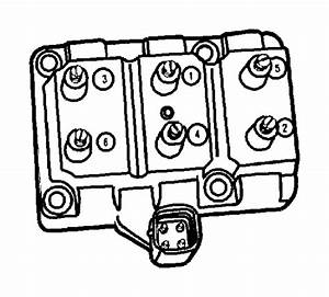 1997 Chrysler Voyager Coil  Ignition  6-cylinder  Engine  Wiring  Related